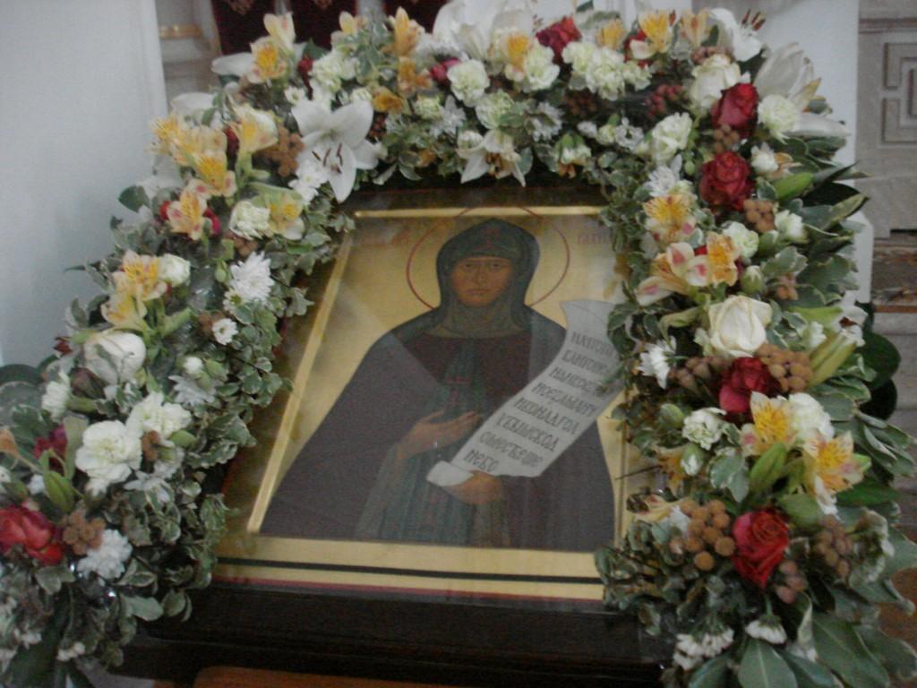 10 октября - день празднования прп. Рахили, старицы Бородинской